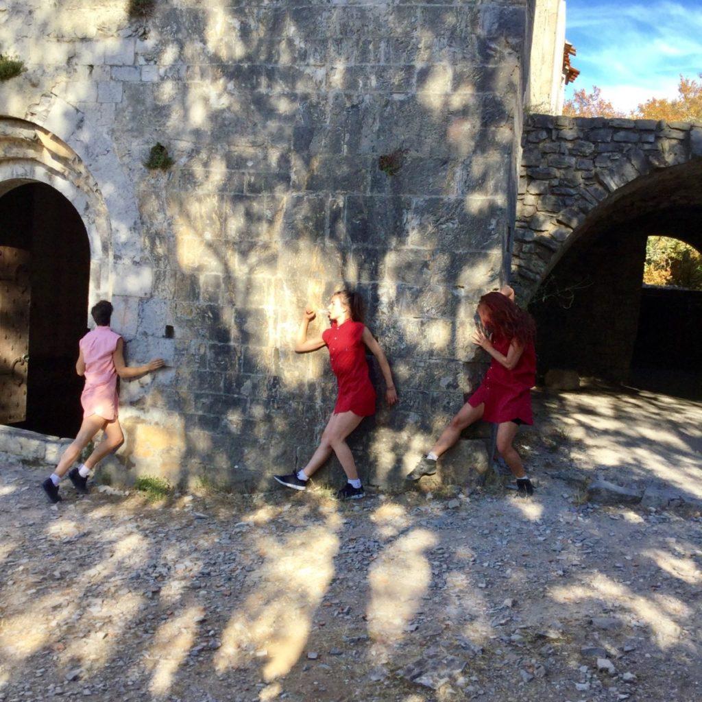 Cie Nech JEP 2017 - chapelle St Etienne d'Issensac