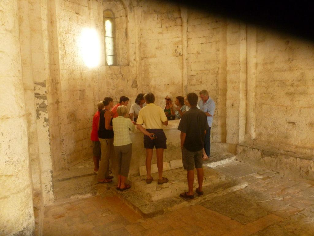 Chapelle Saint Etienne d'Issensac