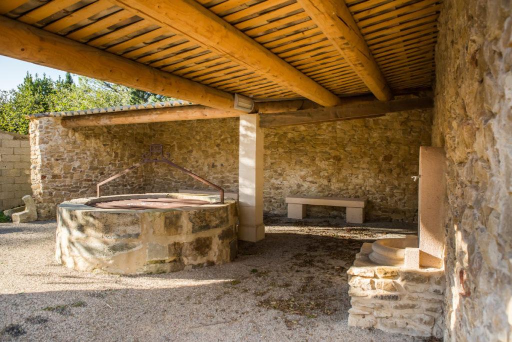 Lavoir de Carmignan - Gard rhodanien 2 © Olivier Octobre