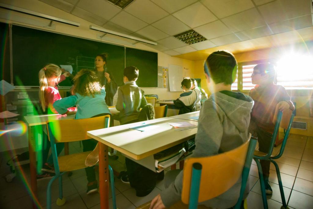 Les ateliers scolaires