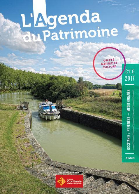 Agenda du patrimoine 2017