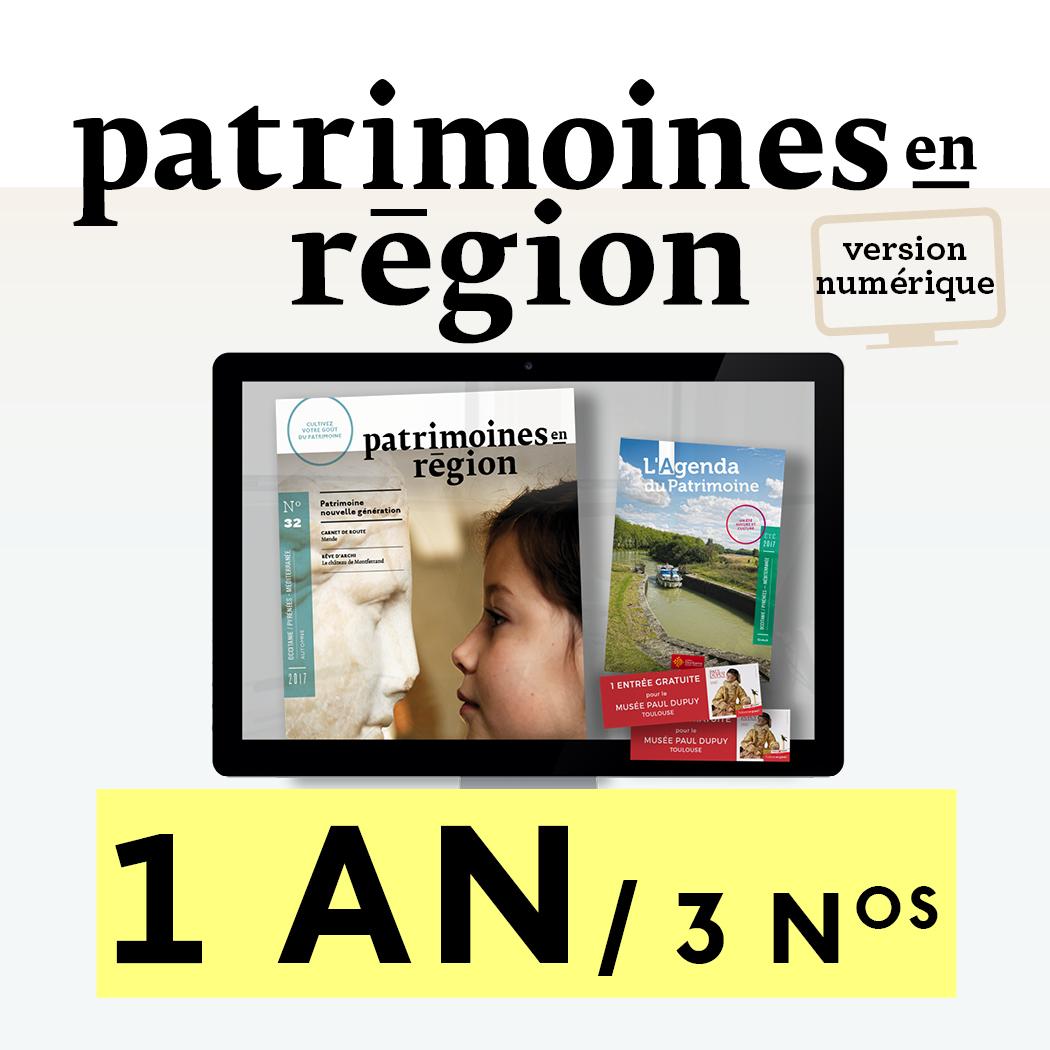abonnement patrimoines en région_1 an_numérique