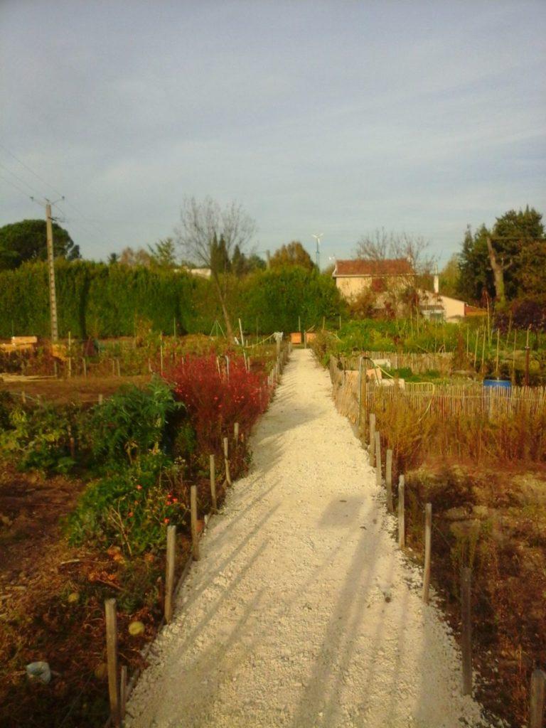 Amenagement des jardins en Cèze 2017 (6)