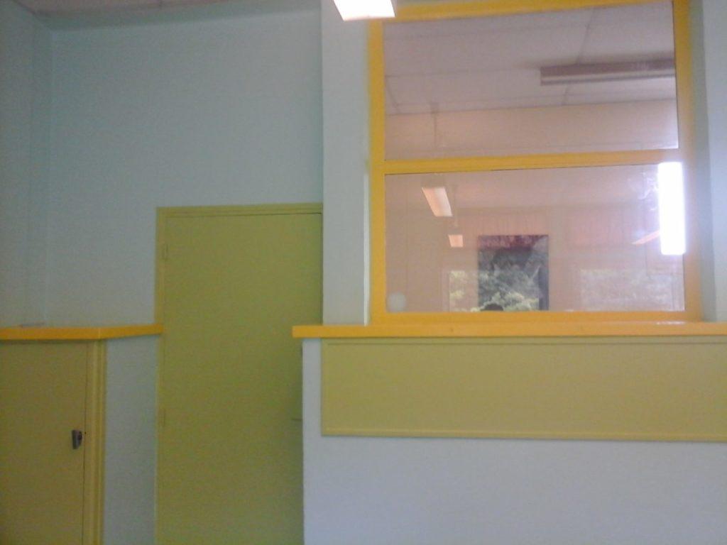 Travaux de peinture école J Ferry 2017 (1)