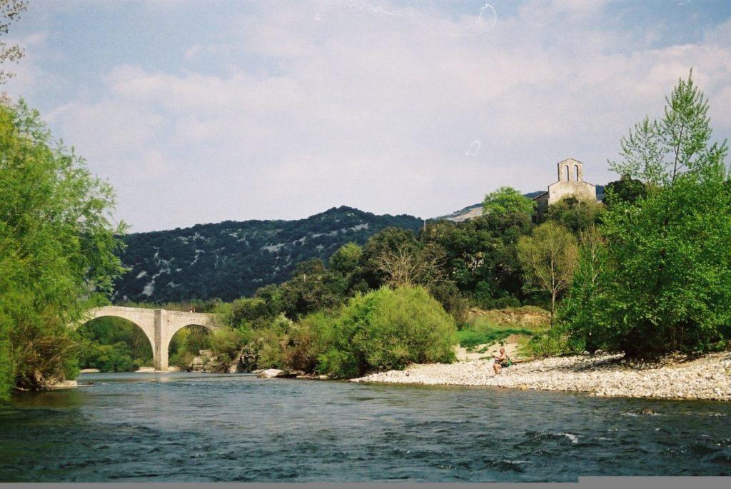 St Etienne d'Issensac - la nature à portée de vue