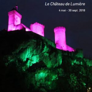 catalogue Eric Michel château de Foix